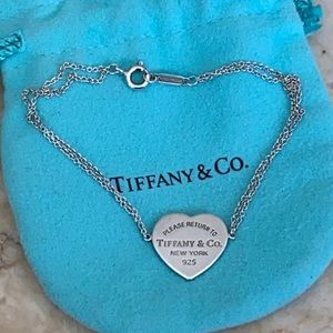 Tiffany & Co. Return To Tiffany Heart Bracelet